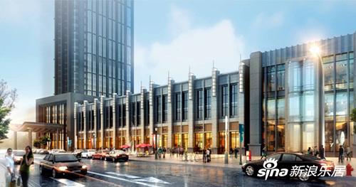 南昌超高层钢结构建筑