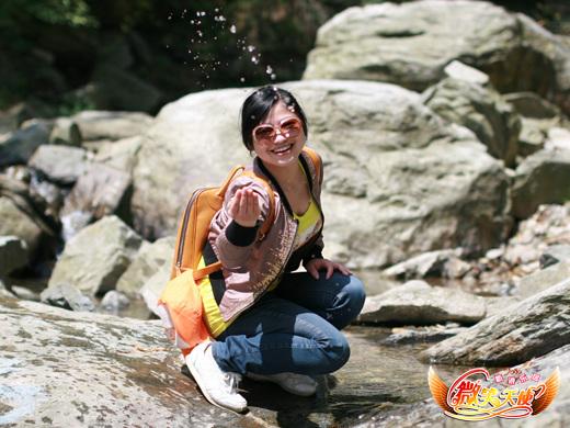 素颜微笑天使洪大集团刘菲